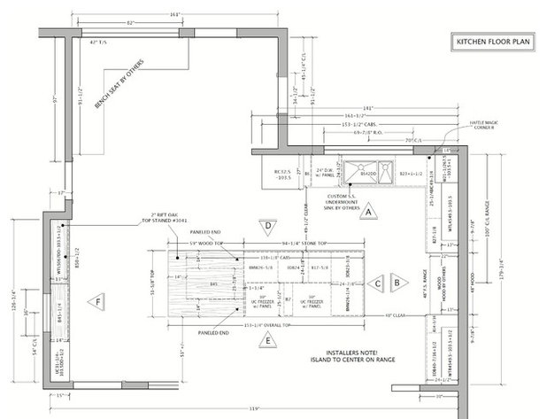 Floor Plan by Studio Dearborn