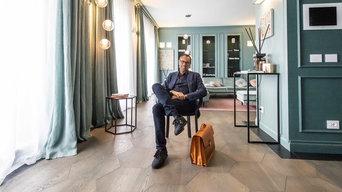 EXAGO - Atelier Durini 15, Milano -  design Andrea Castrignano