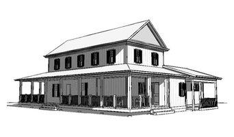 1800's Farmhouse