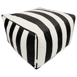 Contemporary Outdoor Footstools And Ottomans by Majestic Home Goods, Inc.