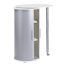 Kitchen Trolley With Rotating Table