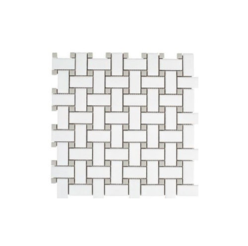 Basketweave Tile Trendy