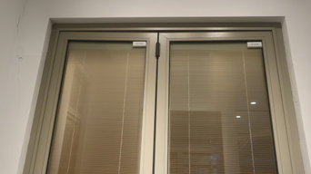 Solar D11F Controlled Blinds Between Glass Unit