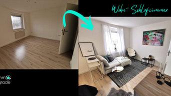 Home Staging einer kleinen Wohnung