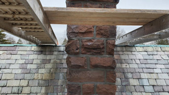 West Orange - Waterproofing renovation of chimney