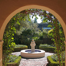 Restoring A Charles Kaiser Sumner , Andalusian, Spanish Style, Palo Alto Home