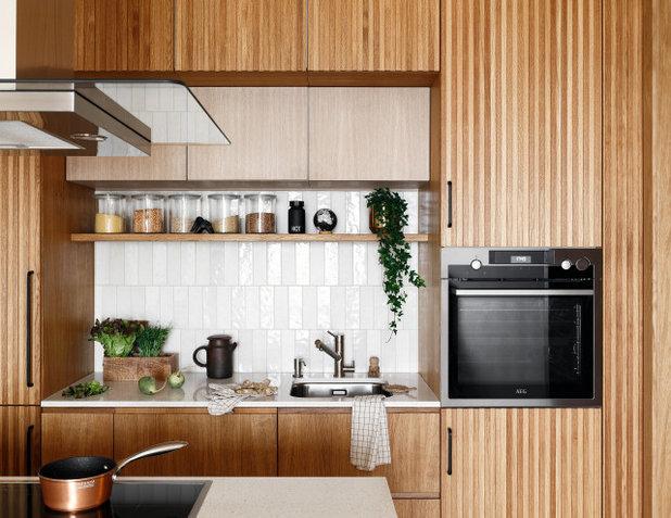 Современный Кухня by Ann Kalkova