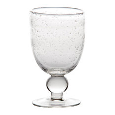 St. Remy Clear Bubble Wine Glasses, Set of 4