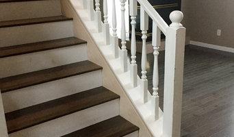 Engineered Hardwood Floors and Staircase - Marysville, WA