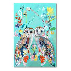 "Skyline Art Editions - ""Soul Ties"" Artwork by Starla Michelle Halfmann, 8""x12"" - Fine Art Prints"