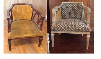 Vintage Chair Rescue