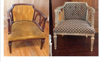 Vintage Chair Rescue
