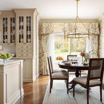 Hamptons Inspired Kitchen
