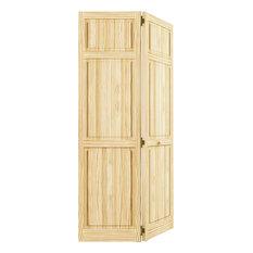 """Kimberly Bay - Bi-fold Closet Door, Traditional 6-Panel, 1""""x24""""x80"""" - Interior Doors"""