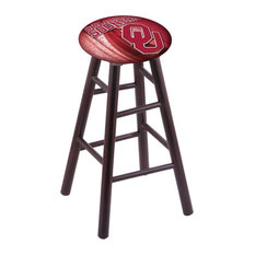 Oklahoma Bar Stool Dark Cherry