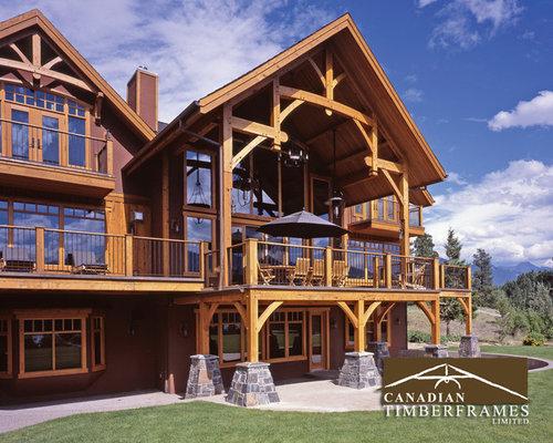 canada timber