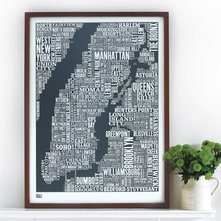 Modern Prints And Posters by Graham and Green