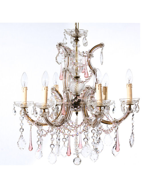 Marie therese chandelier mozeypictures Image collections
