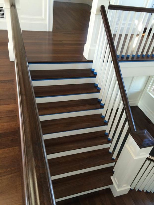 Custom Stair Treads And Risers   Stair Parts