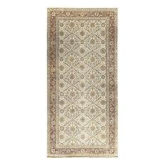"Traditional Hand Woven Rug, 8'9""x17'5"""