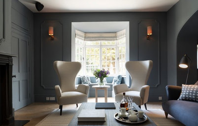 How to Choose Your Perfect Living Room Armchair