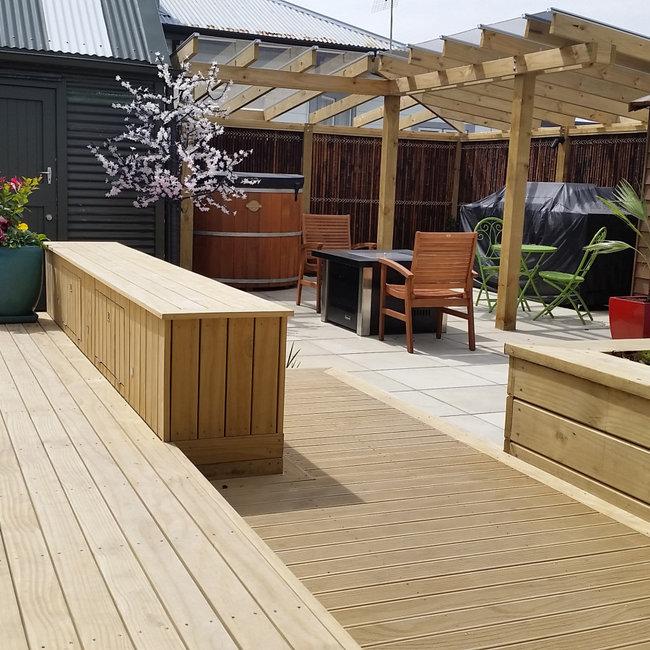 Groundbreakers landscaping ltd wellington nz for Oriental furniture adelaide