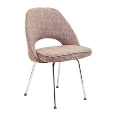 Contemporary Swivel Dining Room Chairs | Houzz