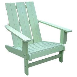 Contemporary Adirondack Chairs by International Caravan