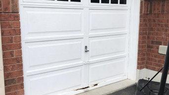 Garage Door Work