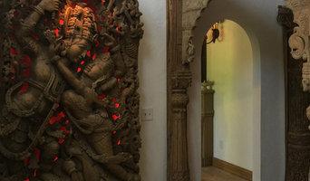 1850s Indian Antique Interiors