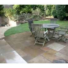 Some garden patio projects for Edinburgh