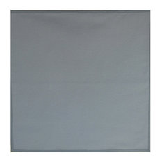 Harmony Tablecloth, Mouse Grey, Oval, 160x300 cm