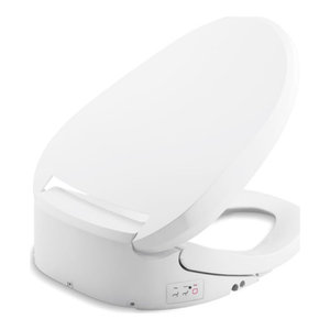 Kohler C3 230 Cleansing Toilet Seat Elongated Contemporary Toilet Seats By The Stock Market