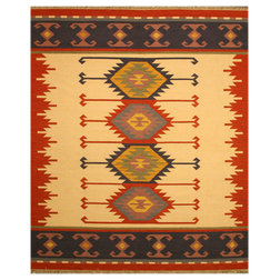 Transitional Area Rugs by EORC Eastern Rugs