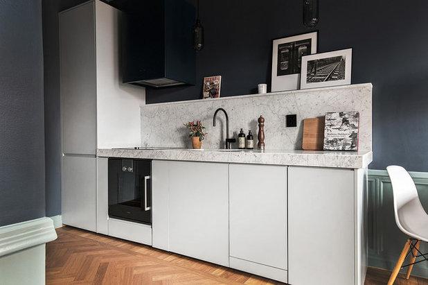 Nyklassisk Kök by Scandinavian Homes