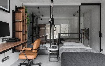 Проект недели: 19 кв.м —настоящая «пацанская комната»