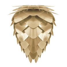 Vita Conia Lamp Shade, Brass, Medium
