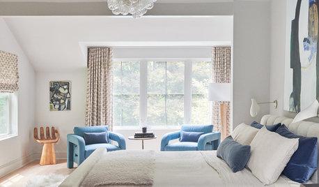 My Houzz: Interior Designer Denise Davies' Retro-Glam USA Home