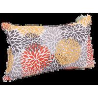 Citrus Blooms Small Pillow 12x20