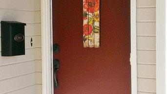 DIY - Front Door After