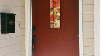 DIY - Front Door After