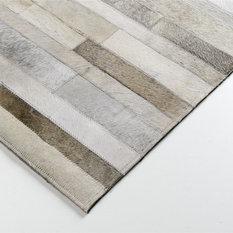Ausgefallene Teppiche eklektische ausgefallene teppiche kuhfell und fellteppich designs