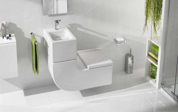 Cómo decorar el baño… si buscas un espacio más natural
