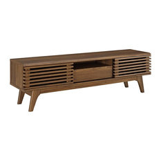"Render 59"" TV Stand, Walnut"
