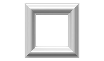 Ashford Molded Classic Picture Frame Wall Panel