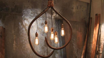 Lighting Fixture for Flea Market Flip