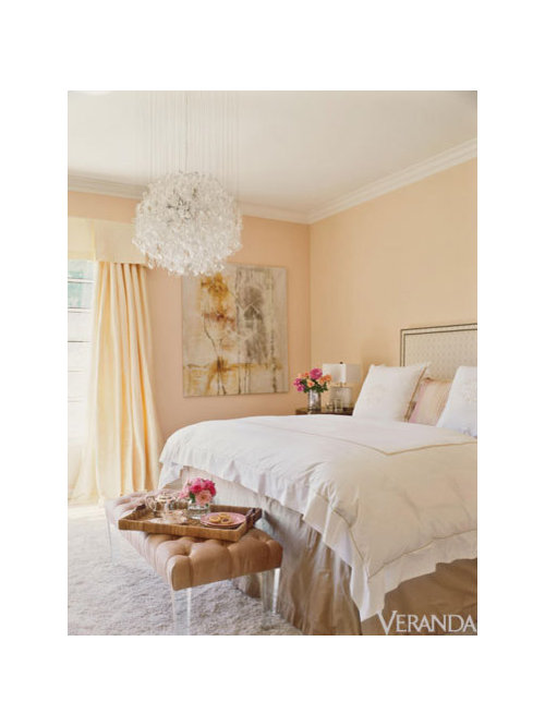 Apricot Bedroom Walls  Paint Suggestions?