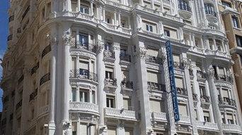 Instalación Hotel en Madrid