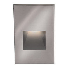 LED 12V LED Me Vertical Step And Wall Light, Stainless Steel