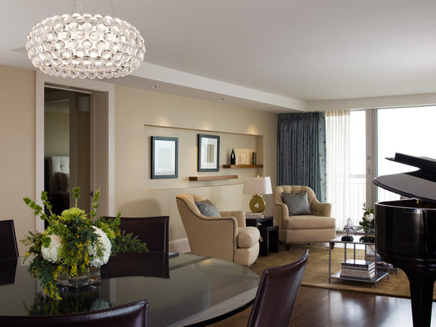 Modern icons the caboche chandelier contemporary by dijeau poage construction audiocablefo
